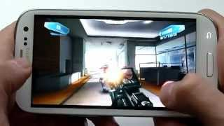 Samsung Galaxy S3 - HD-Spiele / Gameplay Video (720p)