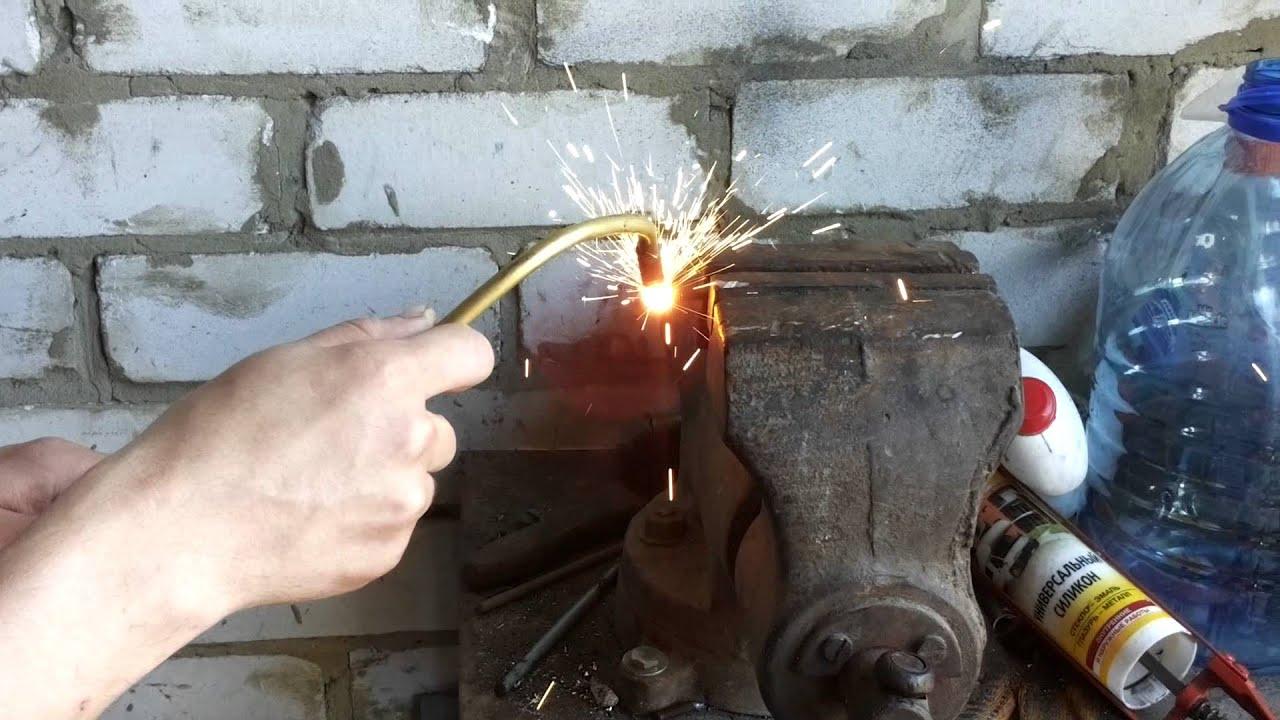 Электролизная сварка своими руками