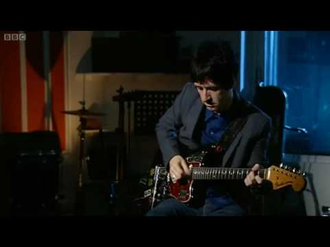 Johnny Marr Playing