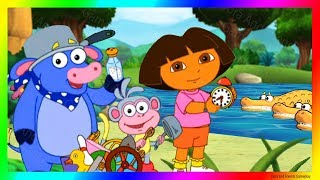 Dora and Friends The Explorer Cartoon Adventure 👗 Boots' Special Day with Dora Buji in Tamil