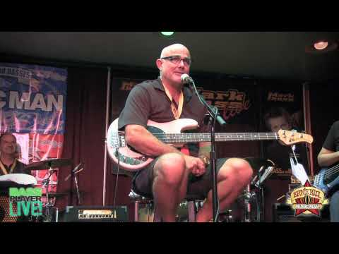 Sterling Ball Hosts a Round Table Discussion at Bass Player Live