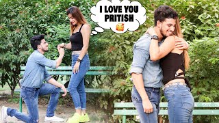 Prank On Blind Love Man | My Crush | Rits Dhawan