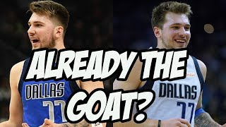 Will Luka Doncic Become The Best NBA Player Ever In His 2nd Year?