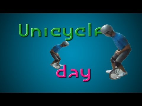 Unicycle day - Viscount unicycle - Ribeira Brava, Madeira