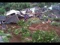 Penampakan Longsor Puncak yang Bikin Jalur Puncak Bogor Ditutup Total