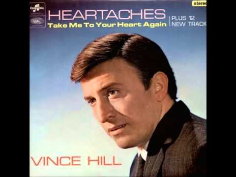 Take Me To Your Heart Again  Vince Hill 1966 video