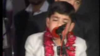 Young boy reciting Quran like Qari Abdul Basit   Mashallah