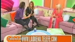 """AM-Valeria Mazza en """"La Dueña""""- 2 parte-06.06.12"""
