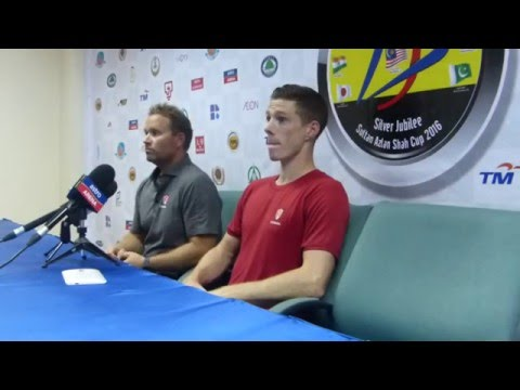 Sultan Azlan Shah Cup 2016: Day 4: Canada Post Match Press Con
