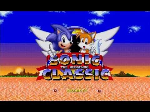 Misc Computer Games - Sonic The Hedgehog - Cd
