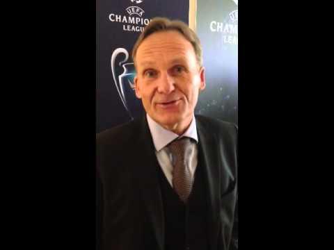 Hans-Joachim Watzke zum Champions League-Gegner Schachtar Donezk