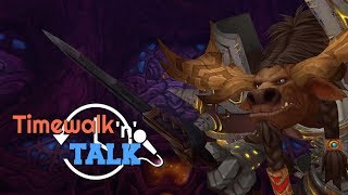 Timewalk & Talk - Saurfangs Story & Azerit Boni - World of Warcraft