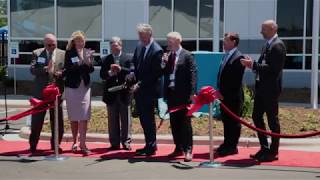 Scenes From the Atlas Copco Rock Hill Facility Grand Opening
