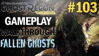 Ghost Recon Wildlands   Fallen Ghost DLC   Gameplay Walkthrough   Hide and Seek   Part #103