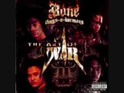 Bone Thugs N Harmony - Thugs All Over The World