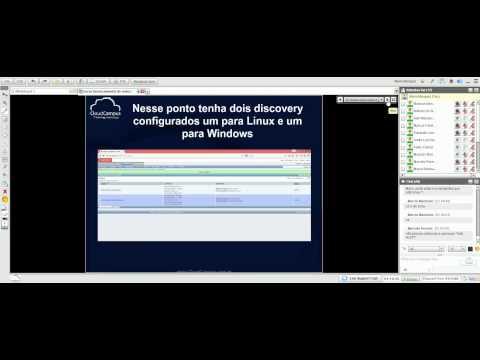 Aula 02 - Configuração Inicial do Zabbix