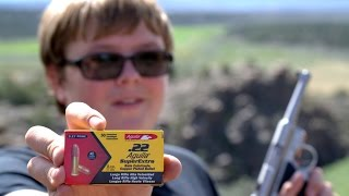 Aguila .22 Ammo - Ultimate Shooting Review - Reliable or Not !!