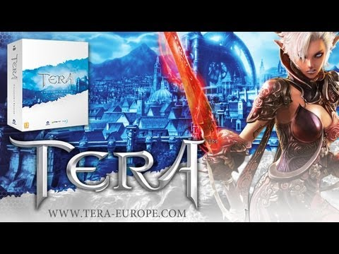 TERA EU Collector's Edition Unboxing / Oblivion or Morrowind?