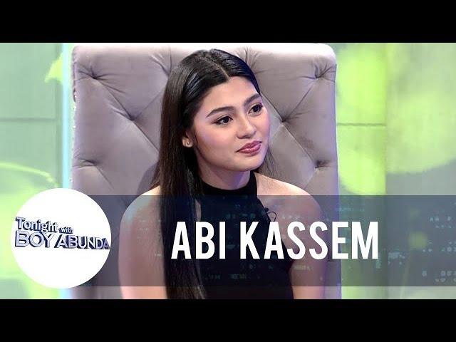 TWBA: Abi reveals her current relationship status