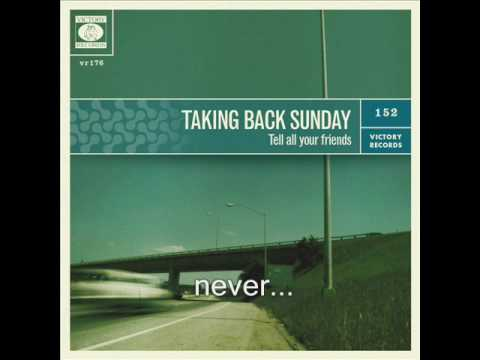 Taking Back Sunday - Bike Scene