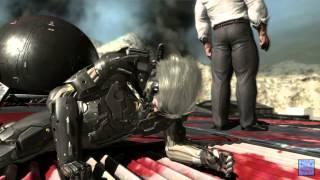 Последний босс и концовка Metal Gear Rising: Revengeance