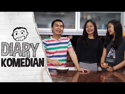 Diary Komedian - Tutorial Masak Telur video