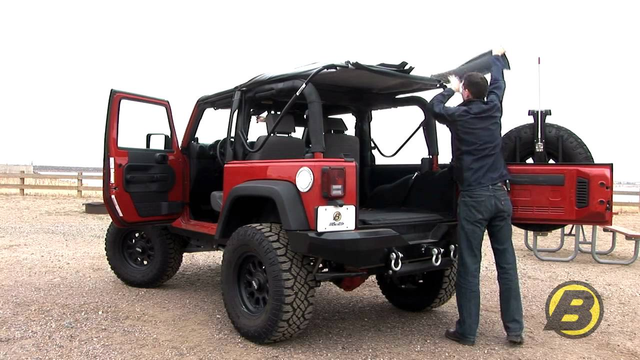Bestop How To Get The Most From Your Soft Top Jeep