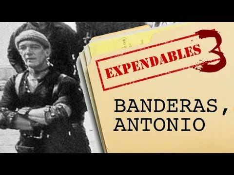 The Expendables 3 : Antonio Banderas - Beyond The Trailer video