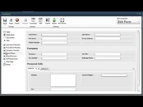 Sharepoint custom forms designer youtube for Order custom windows online