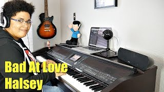 Download Lagu Halsey- Bad At Love (Piano Cover) Gratis STAFABAND