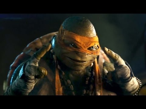 TEENAGE MUTANT NINJA TURTLES Trailer (2014)