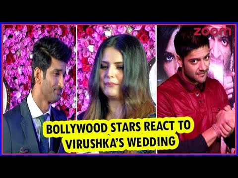 Sushant, Urvashi, 'Fukrey Returns' Team & Other Bollywood Stars React To Anushka-Virat's Wedding