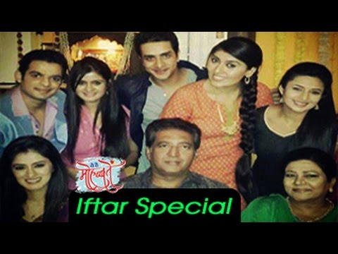 Iftar Party Special With Ishita & Raman  Yeh Hai Mohabbatein - 22nd July 2014 video