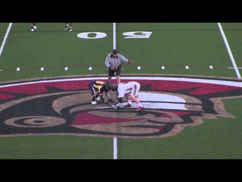 Greater Atlanta Christian School Boys Lacrosse vs Marist, Scrimmage, 2013