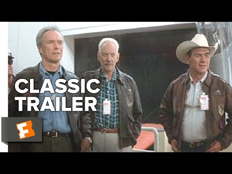 Space Cowboys (2000) Official Trailer - Clint Eastwood, Tommy Lee Jones Movie HD