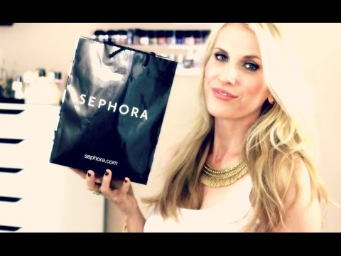 WHAT'S NEW AT SEPHORA | Haul!!