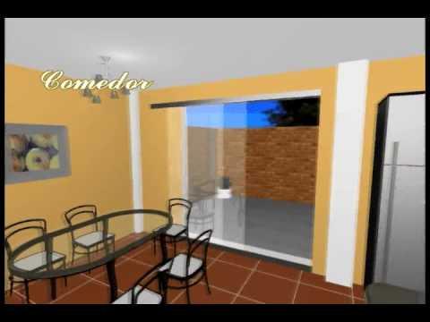 Conjunto habitacional santa clara en ambato recorrido for Pisos interiores de casas