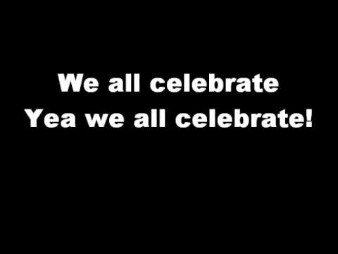 We All Celebrate
