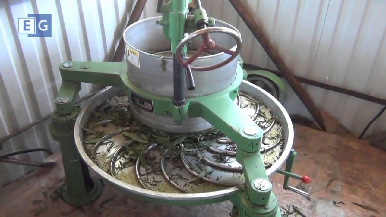 Роллер для скручивания иван-чая