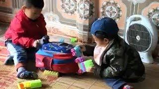 Đồ chơi 2 bé chơi cả ngày không chán - Đồ chơi trẻ em mà bé thích nhất