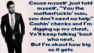 2 Chainz Video - All Me - Drake Ft 2 Chainz & Big Sean (Lyrics)