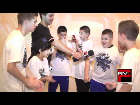 Post Show Interview Of The Iconic Boyz After Their Nrg Dance Project Tour Performance video