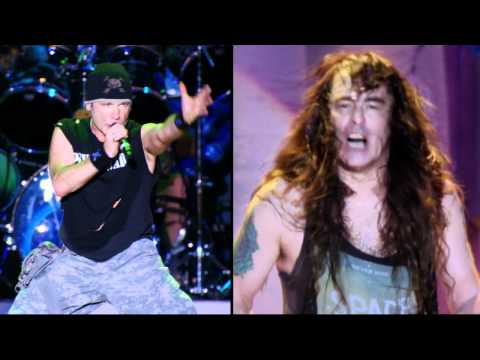 Iron Maiden - When The Wild Wind Blows (En Vivo!) [HD]