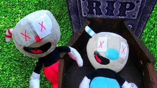 Cuphead Movie - Cuphead And Mugman RIP