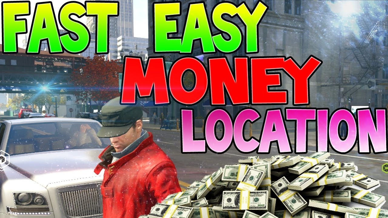 Rich Bank Accounts Watch Dogs