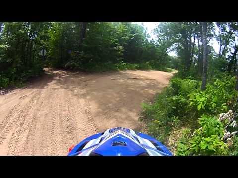 Tin Cup ORV Trail Baldwin MI