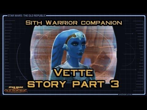 SWTOR Vette Story part 3: Life with Nok Drayen (version 1)