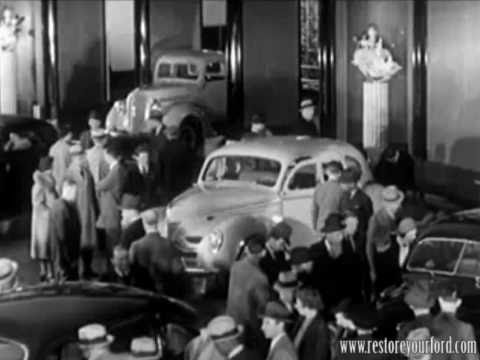 Harvest of the Years (1937) - Ford Motor Company Part 1/2