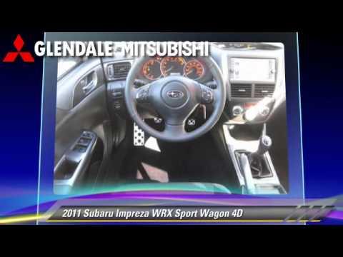 2011 Subaru Impreza WRX Sport Wagon – Glendale