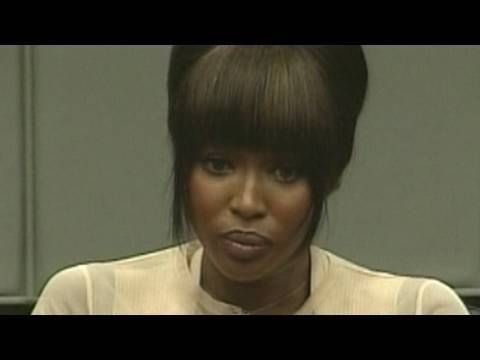 Diamond Trial: Naomi Campbell Testifies